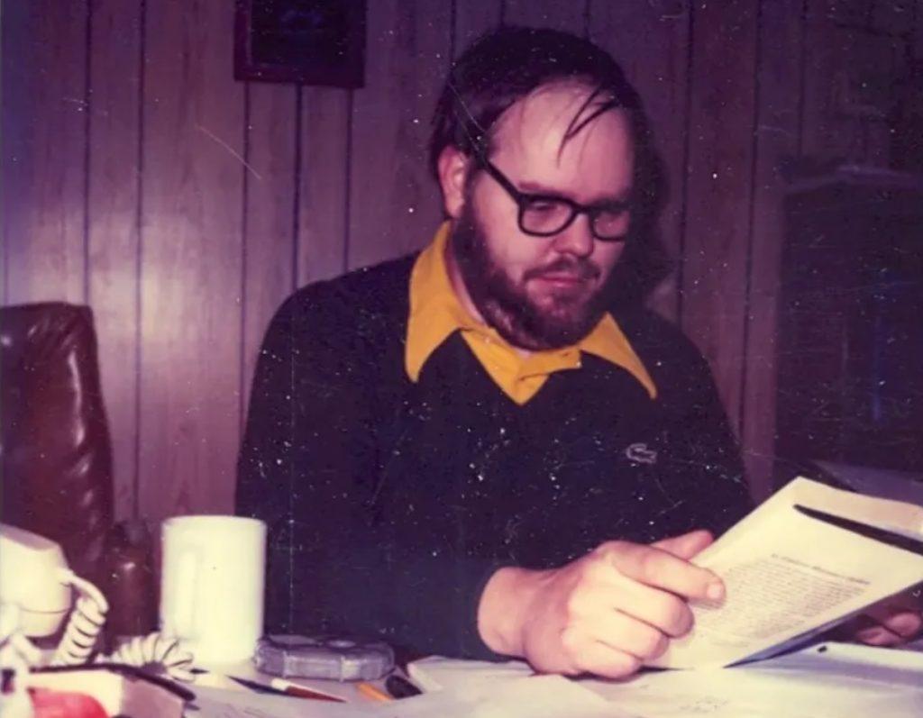 Dave Arneson reading